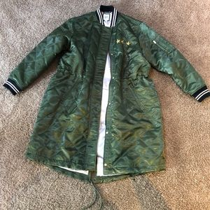 Limited Edition Long GAP JERSEY COAT